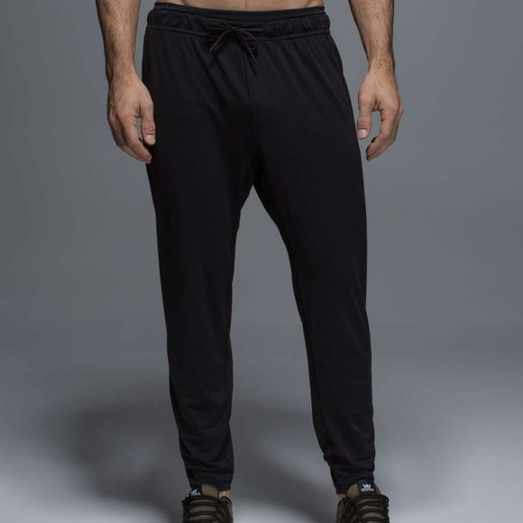 e087fc71f69 lululemon athletica Other - LULULEMON On the Mat Pants medium m black gym  yoga